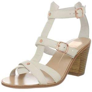 Dolce Vita Women's Kenley Snow Leather Sandal 10